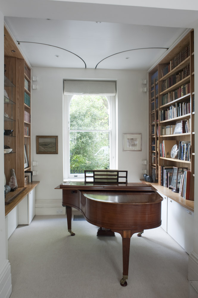 Interior design london townhouse completed may 2012 for Townhouse interior design